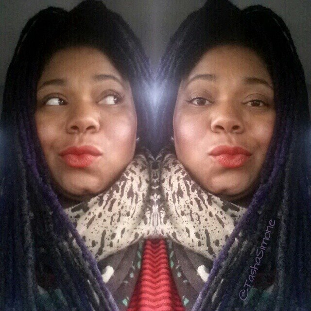 Media Junkie Chick Rocks The Mic: One On One w/ Tasha Simone of Hot 1077 B'ham! (4/6)
