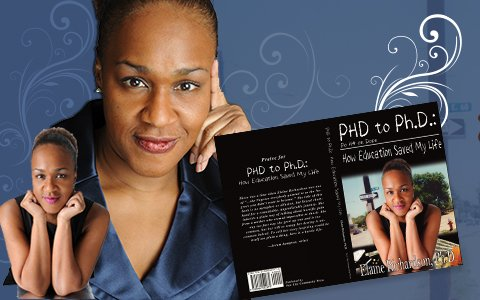 From A Po Ho On Dope To A Ph.D! One On One w/ Dr. Elaine Richardson [Audio] (3/4)