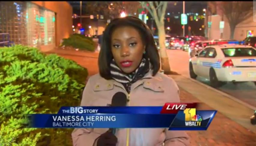 The Evening Anchor Chick: One On One With Vanessa Herring of WBAL-TV (4/6)
