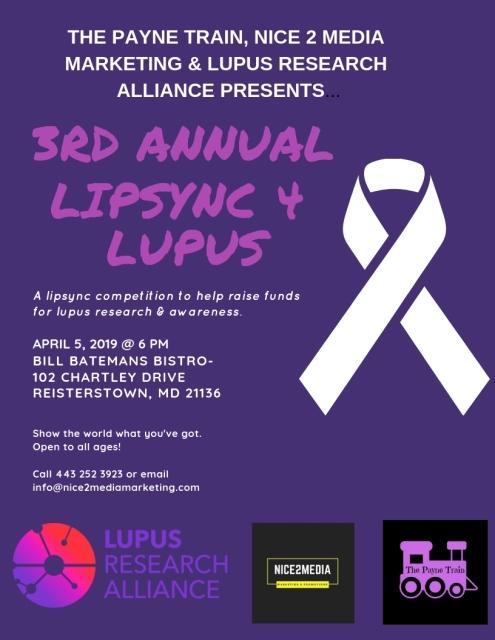 3rd annual lipsync 4 lupus (1)