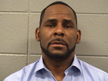 R. Kelly new mugshotCredit: Cook County Sheriff's Office